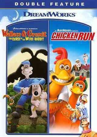 Wallace & Gromit: The Curse of the Were-Rabbit/Chicken Run (DVD)