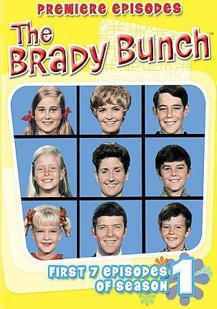 The Brady Bunch: The First Season-Disc 1 (DVD)