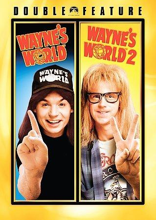 Wayne's World/Wayne's World 2 (DVD)