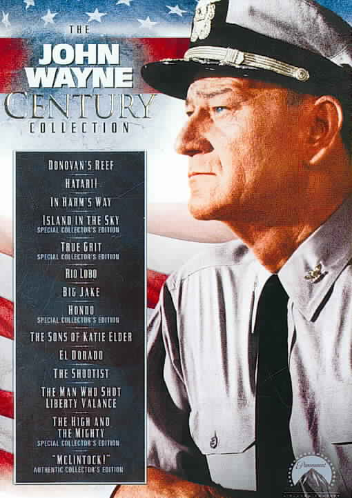 John Wayne - Century Collection (DVD)
