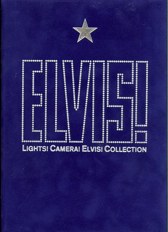 Lights! Camera! Elvis! Collection (DVD)
