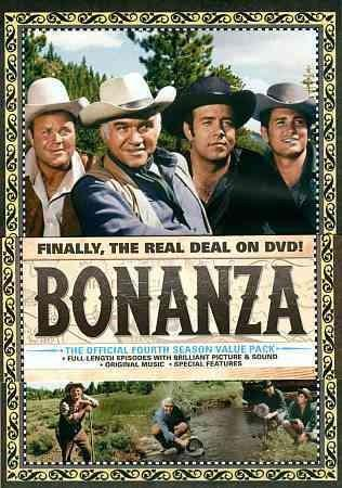 Bonanza: The Official Fourth Season (DVD) - Thumbnail 0