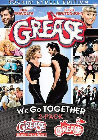 Grease/Grease 2- 2PK (DVD)