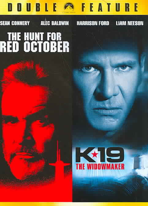 The Hunt For Red October/K-19: The Widowmaker (DVD)