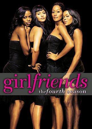 Girlfriends: The Fourth Season (DVD)