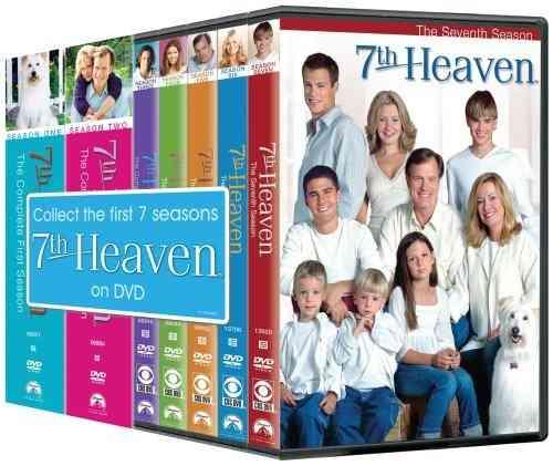 7th Heaven - Seasons 1-7 (DVD)