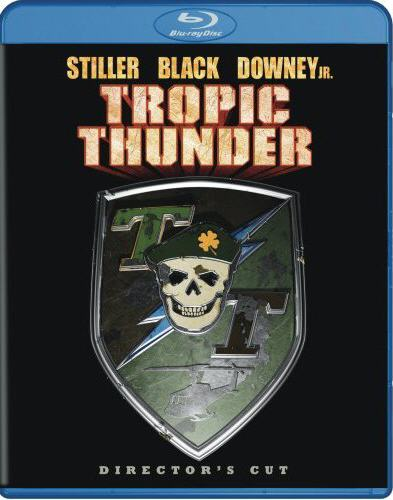 Tropic Thunder (Director's Cut) (Blu-ray Disc)