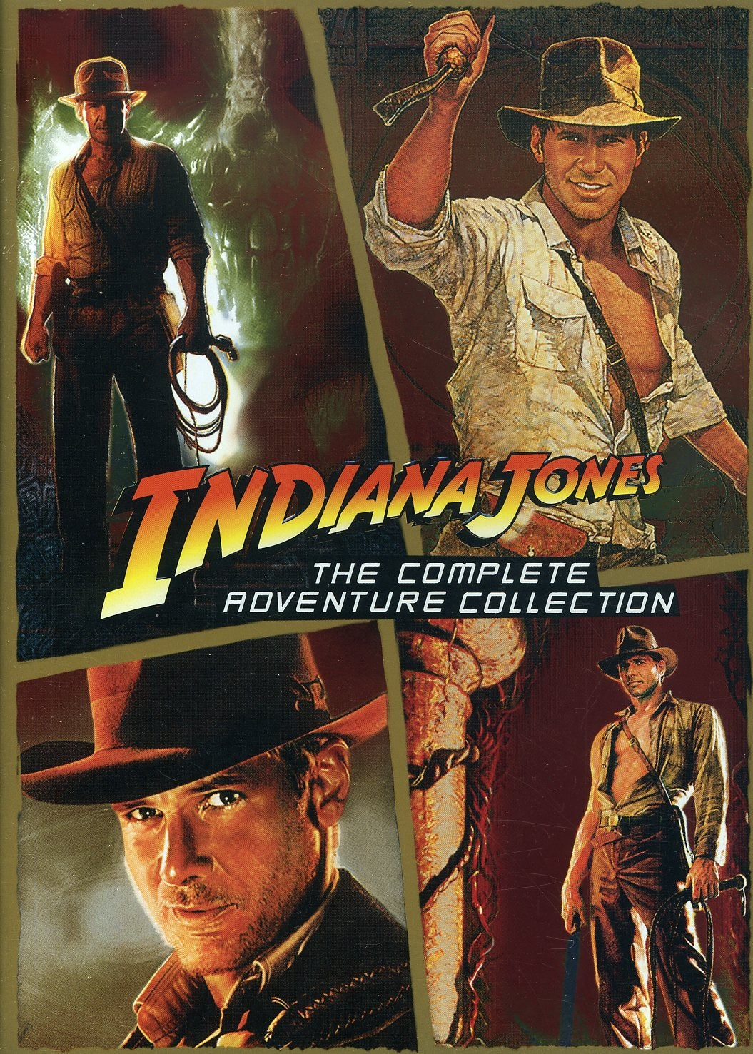 Indiana Jones - The Complete Adventures Collection (DVD)