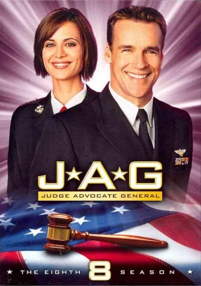 JAG: The Eighth Season (DVD)