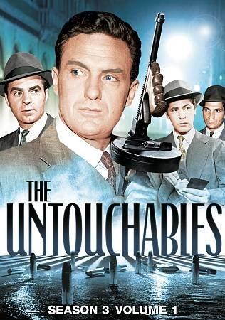 The Untouchables: Season Three Vol. 1 (DVD)