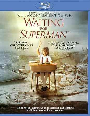 """Waiting For """"Superman"""" (Blu-ray Disc)"""