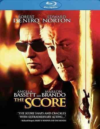 The Score (Blu-ray Disc)