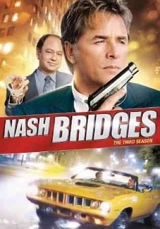 Nash Bridges: The Third Season (DVD)