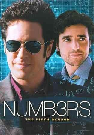Numb3rs: The Complete Fifth Season (DVD)