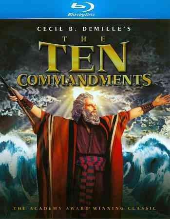 The Ten Commandments (Restoration Version)