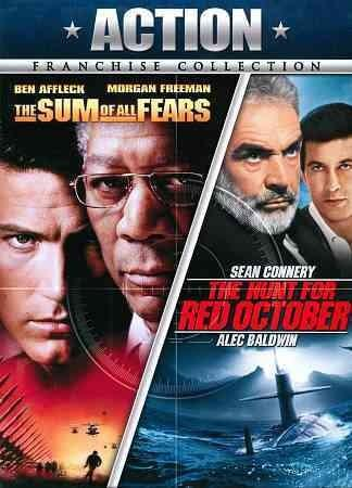 The Hunt For Red October/Sum Of All Fears (DVD)