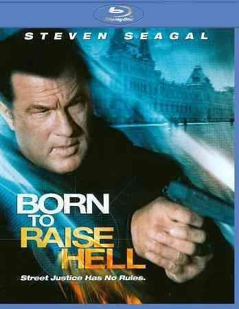 Born To Raise Hell (Blu-ray Disc)
