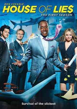House Of Lies: Season One (DVD)
