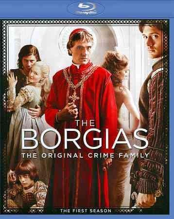 The Borgias: The First Season (Blu-ray Disc)