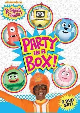 Yo Gabba Gabba: Party In A Box Collection (DVD)