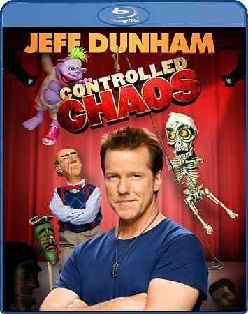 Jeff Dunham: Controlled Chaos (Blu-ray Disc)