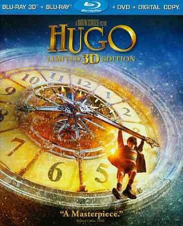 Hugo 3D (Blu-ray/DVD)
