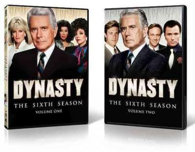 Dynasty: Season 6 (DVD)