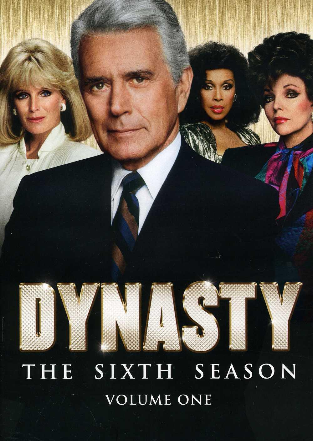 Dynasty: Season 6 Vol. 1 (DVD)