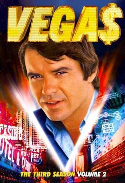 Vegas: The Third Season Vol. 2 (DVD)
