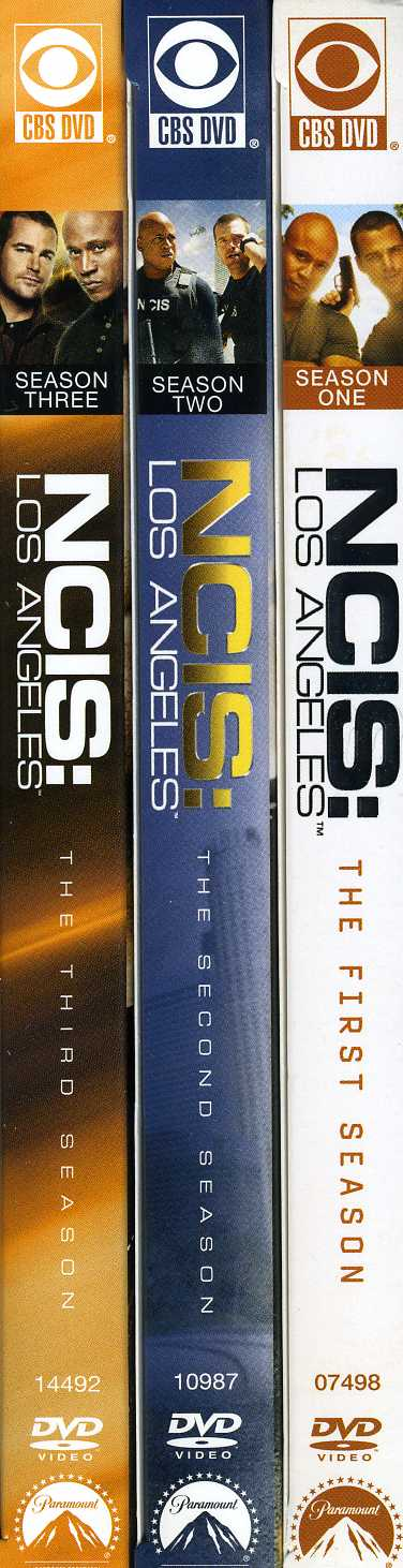 NCIS: Los Angeles: Three Season Pack (DVD)