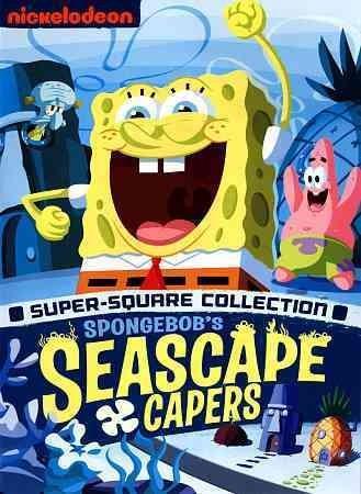 Spongebob Squarepants: The Seascape Capers (DVD)