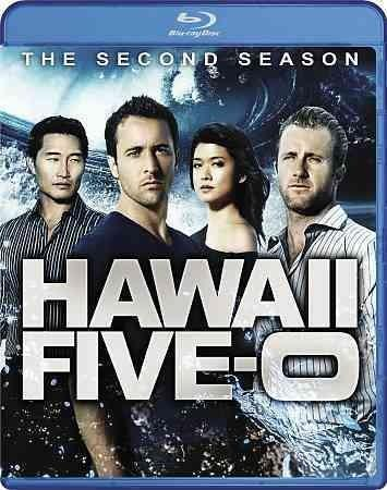 Hawaii Five-O: The Second Season (Blu-ray Disc)