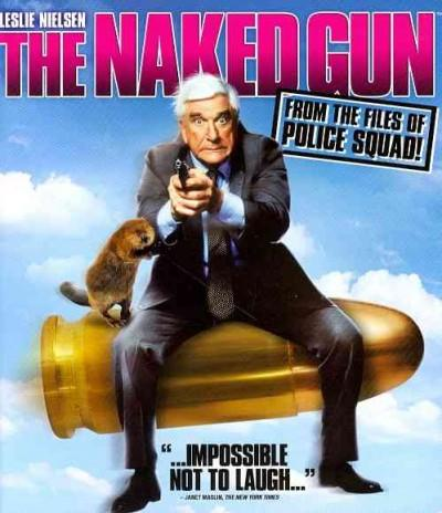 The Naked Gun: From The Files Of Police Squad! (Blu-ray Disc)