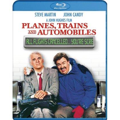Planes, Trains & Automobiles (Blu-ray Disc)