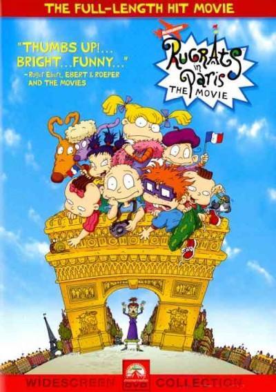 Rugrats: In Paris (DVD)