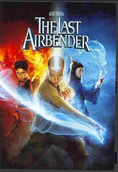 The Last Airbender (DVD) - Thumbnail 0
