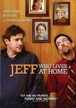 Jeff Who Lives At Home (DVD)