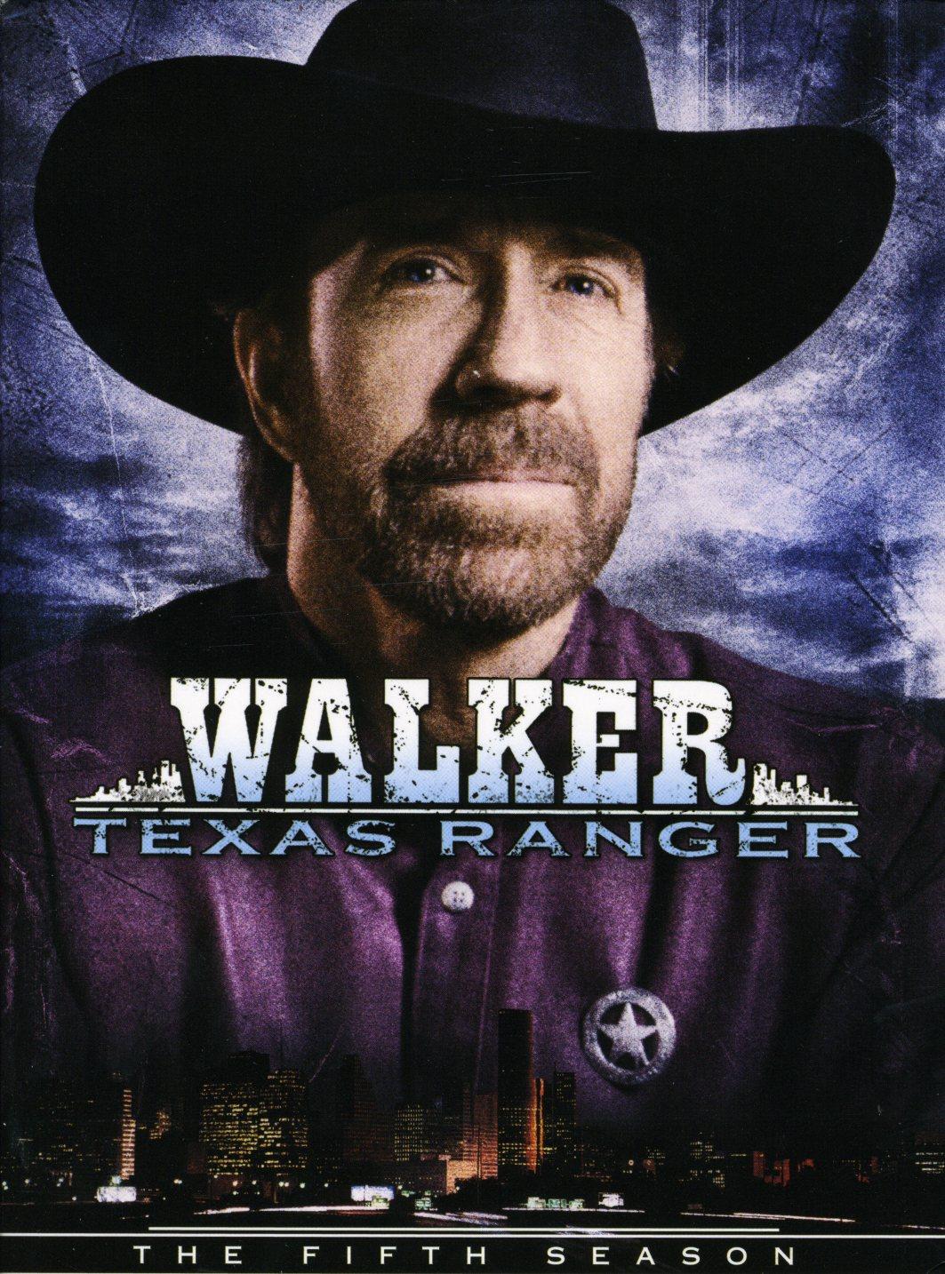 Walker, Texas Ranger: The Fifth Season (DVD)