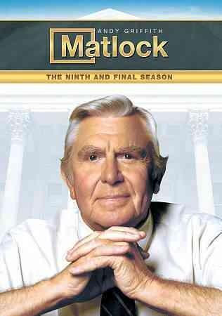 Matlock: The Ninth And Final Season (DVD)