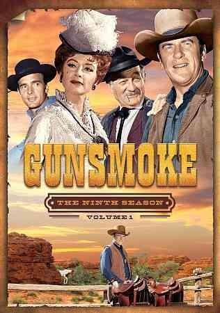Gunsmoke: The Ninth Season Vol. 1 (DVD)