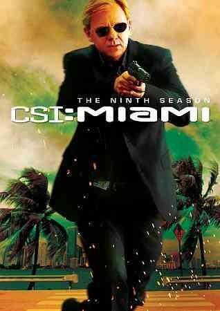 CSI: Miami - Complete Ninth Season (DVD)