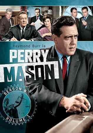 Perry Mason: The Eighth Season Vol. 1 (DVD)