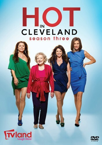 Hot In Cleveland: Season Three (DVD)