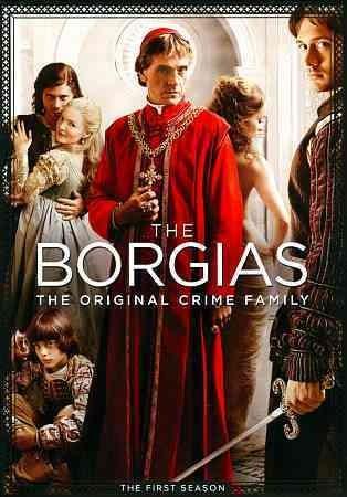 The Borgias: The First Season (DVD)