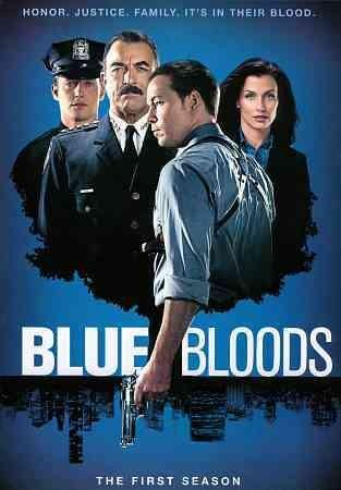 Blue Bloods: The First Season (DVD) - Thumbnail 0