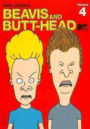 Beavis & Butt-Head: The Mike Judge Collection Vol. 4 (DVD)