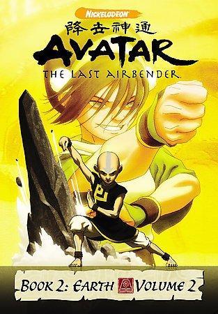Avatar: The Last Airbender Book 2 - Earth Vol. 2 (DVD)