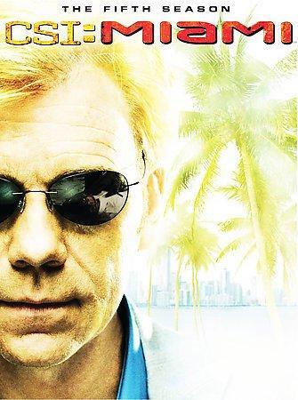 CSI: Miami - Complete Fifth Season (DVD)