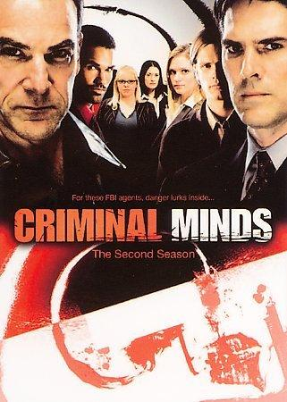 Criminal Minds: The Second Season (DVD) - Thumbnail 0