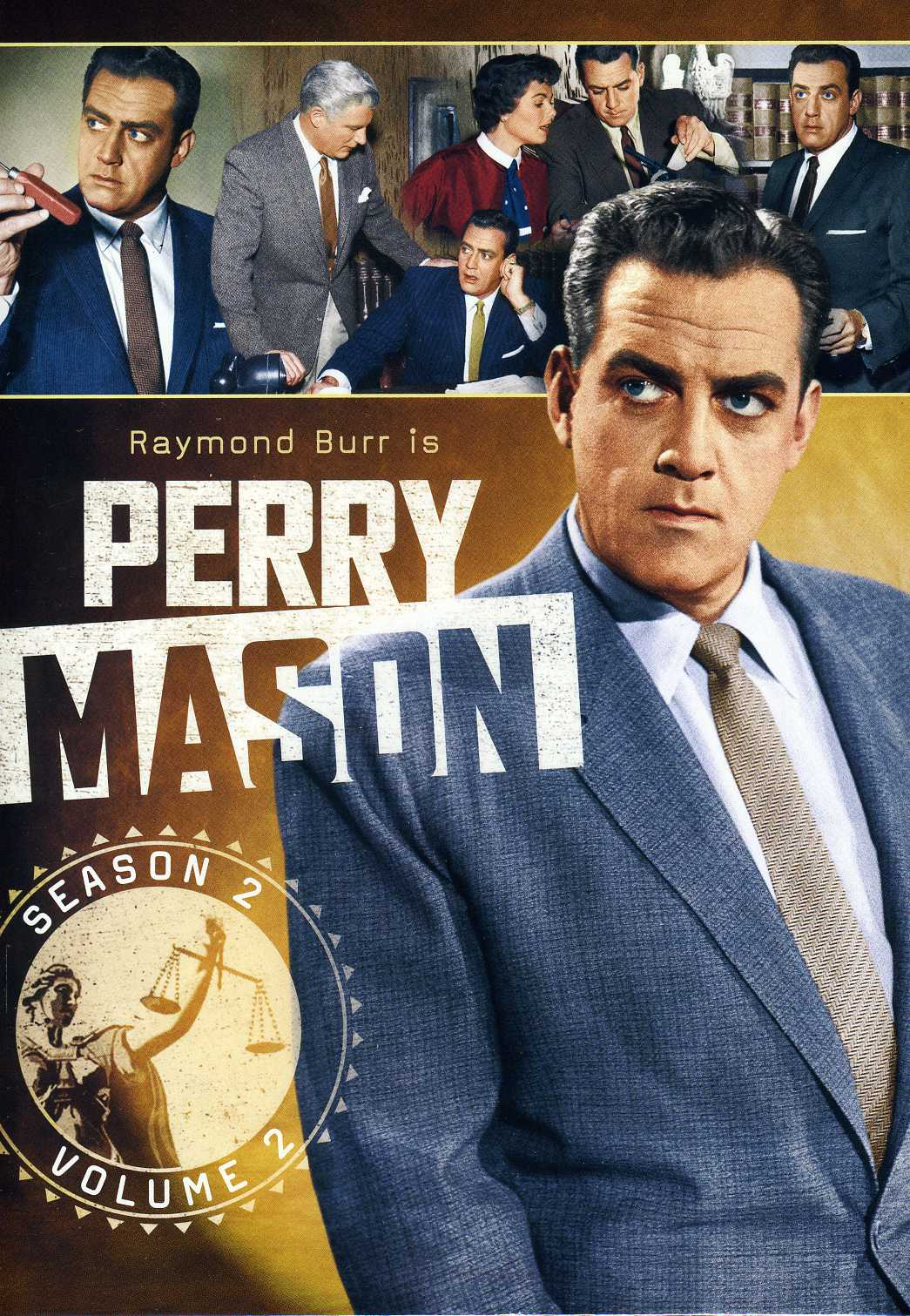 Perry Mason: The Second Season Vol. 2 (DVD)